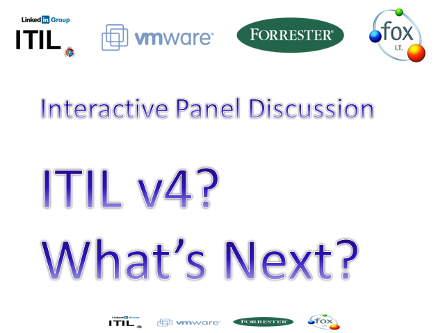 ITIL v4? – What's Next?