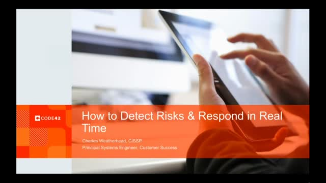 How to Detect Risks and Respond in Real-Time