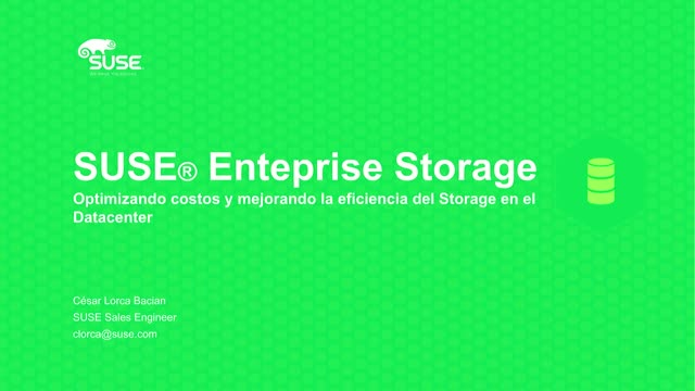 Optimizando costos y mejorando la eficiencia del Storage en el Data Center