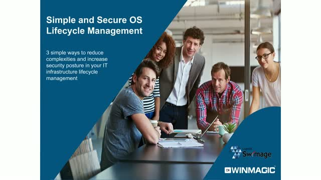 Simple and Secure OS Lifecycle Management