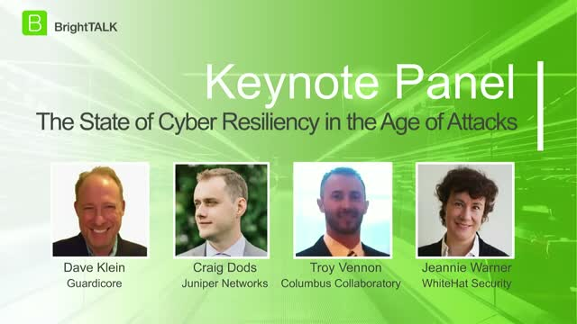 The State of Cyber Resiliency in the Age of Attacks