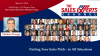 Nailing Your Sales Pitch - in All Situations