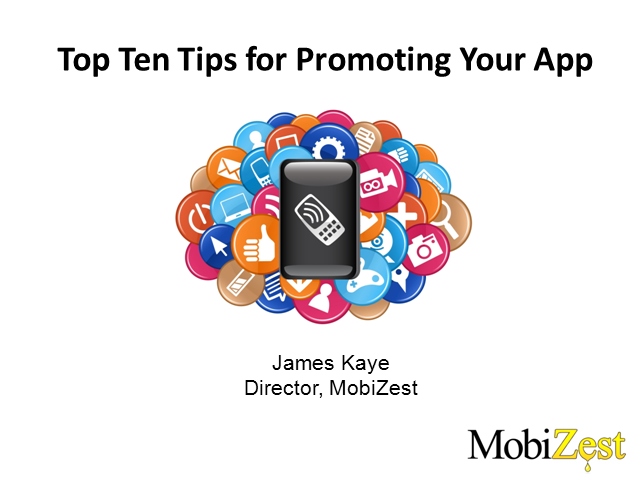 Top 10 Tips for Promoting Your App