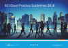 Introduction to the BCI Good Practice Guidelines 2018 Edition, Asia