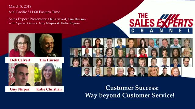 Customer Success: Way beyond Customer Service!