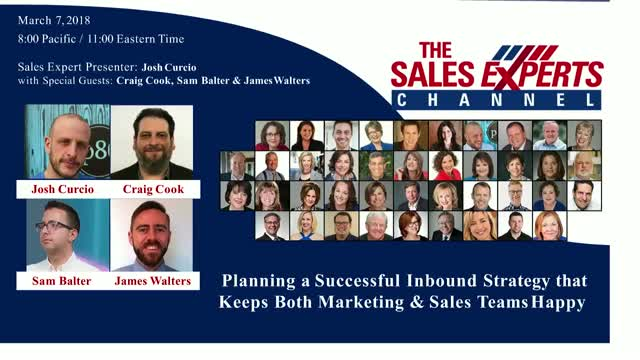 Planning a Successful Inbound Strategy that Keeps Marketing & Sales Teams Happy