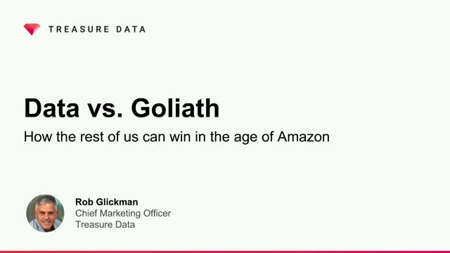 Data vs. Goliath: how the rest of us can win in the age of Amazon