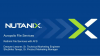Rethink Files Services with Nutanix AFS