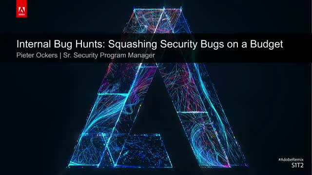 How to Design Successful Internal Bug Hunts: Squashing Security Bugs on a Budget