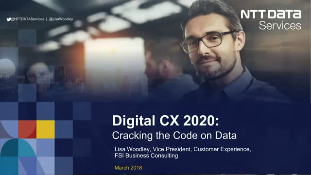 Digital CX in 2020: Cracking the Code on Data
