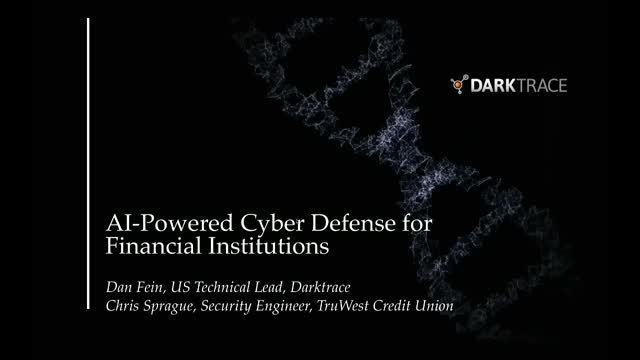AI-Powered Cyber Defense for Financial Institutions