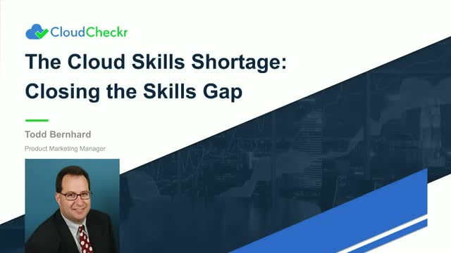 The Cloud Skills Shortage: How to Bridge the Gap In Your Organization