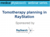 Tomotherapy planning in RayStation