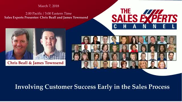 Involving Customer Success Early in the Sales Process