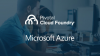 Accelerate Digital Transformation with Pivotal Cloud Foundry on Azure