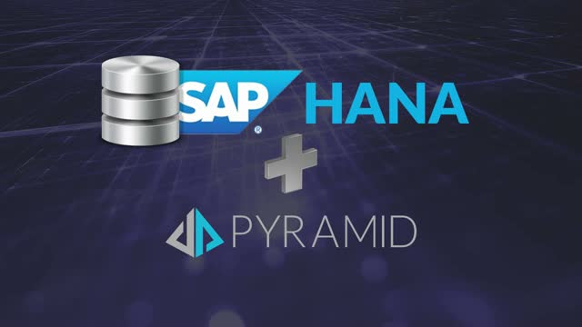 Direct Query SAP Hana with Pyramid