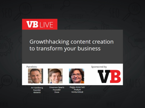 Growthhacking content creation to transform your business