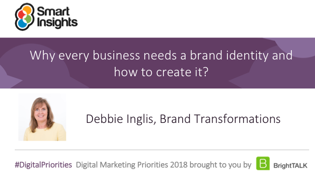 Why every business needs a brand identity and how to create it?