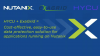A scale-out, next-generation backup infrastructure that matches your Nutanix