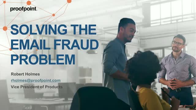 Back to Basics: Solving the Email Fraud Problem
