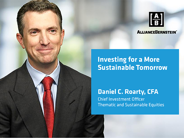 Investing for a More Sustainable Tomorrow