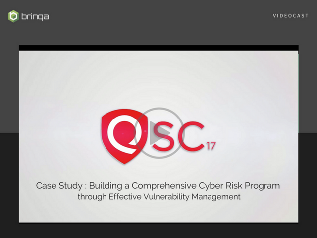 Building a Comprehensive Cyber Risk Program