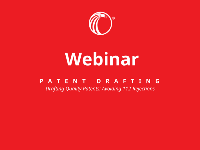 Drafting Quality Patents