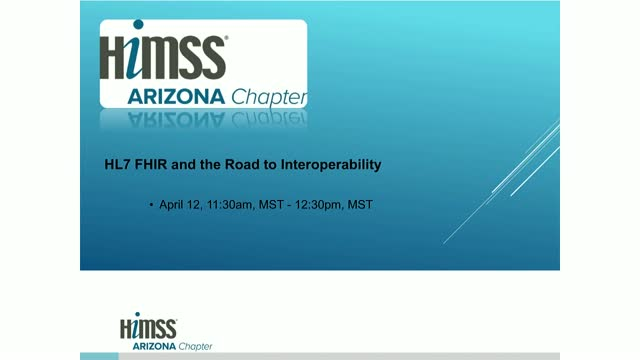 HL7 FHIR and the Road to Interoperability