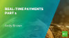 Making Real-time Payments a Reality