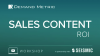 The State of Sales Content ROI with Demand Metric