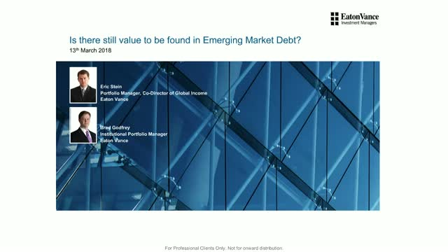 Is there still value to be found in Emerging Market Debt?