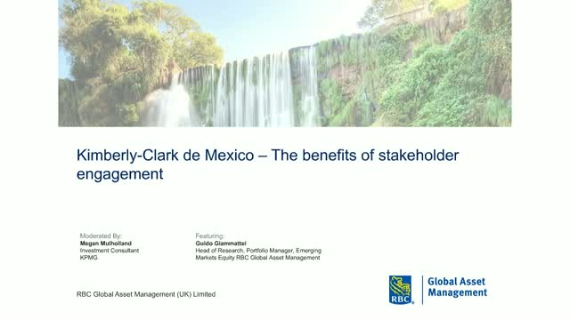 Strong environmental values: Kimberly-Clark de Mexico ESG case study