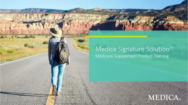 Introducing Signature Solution from Medica