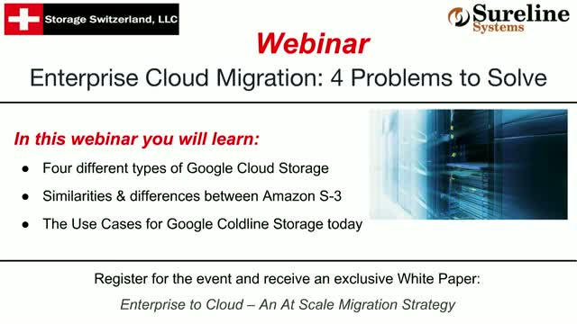 Enterprise Cloud Migration - 4 Problems to Solve