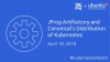 JFrog Artifactory and Canonical's Distribution of Kubernetes