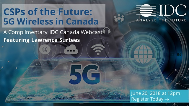 CSPs of the Future: 5G Wireless in Canada