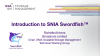 Introduction to SNIA Swordfish™ ─ Scalable Storage Management