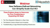 How Software-Defined Networking Can Simplify Scale-Out HCI
