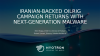 Iranian-Backed OilRig Group Returns with Next-Generation Malware