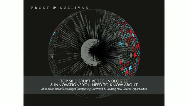 Top 50 Disruptive Technologies & Innovations You Need to Know About