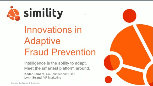 Innovations in Adaptive Fraud Prevention