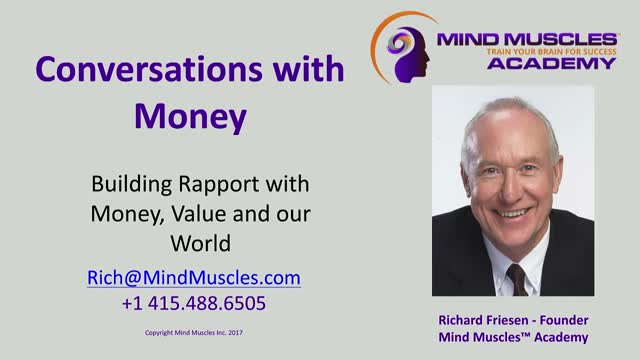 Conversations with Money: how beliefs about money shape our financial results