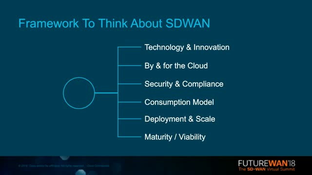 What to Ask Your Vendor – The Essential SD-WAN Capabilities