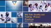SIG Talk:  Quality and Testing 5 - Proven Practices