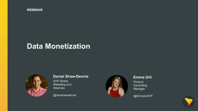 Uncover your Data's Revenue-Generating Potential