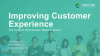 Improving Customer Experience: The Content Optimization Maturity Model