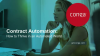 Contract Automation: How to Thrive in an Automated World
