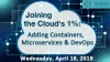 Joining the Cloud's 1%: Adding Containers, Microservices, and DevOps