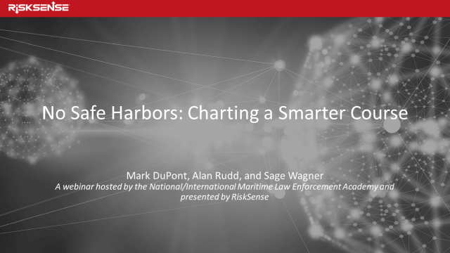 No Safe Harbors: Charting a Smarter Course