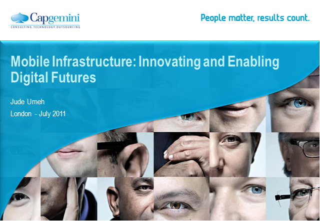Mobile Infrastructure: Innovating and Enabling Digital Futures